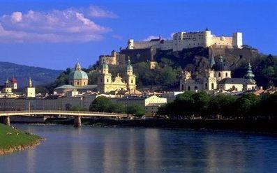 Екскурзия до Залцбург