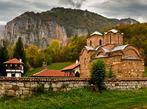 Пирот, Суковски и Темски манастири