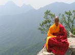 Китай, Севера и Юга и манастира Шаолин