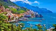 Рим и южна Италия, остров Капри и Амалфи