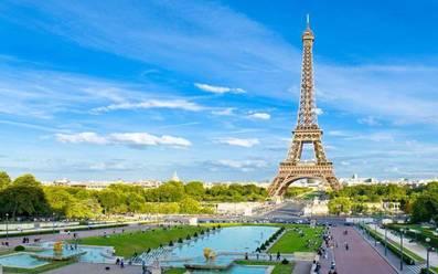 Великден в Париж