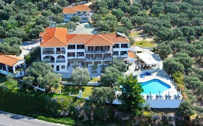 Hotel Villa Natasa 3 *