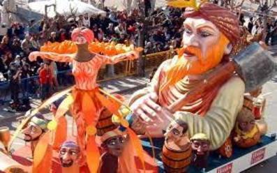 Карнавал на остров Тасос