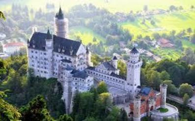 Октоберфест и Баварски замъци