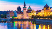 Предколедна Златна Прага