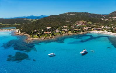 Сардиния 2021; Liscia Eldi  Resort 4* LUX