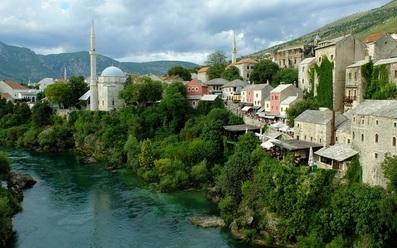 Сърбия- Босна и Херцеговина