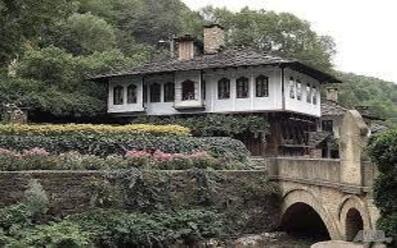 Соколски манастир с Боженци и Етъра