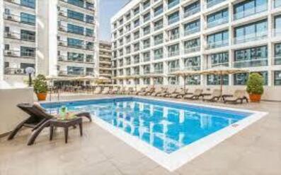 Golden Sands hotel 3* standard
